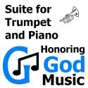 Suite for Trumpet and Piano by Tim Gray available at HonoringGodMusic.com